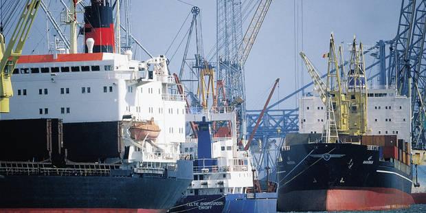 L 39 extension du port d 39 anvers fait des remous - Port d anvers belgique adresse ...