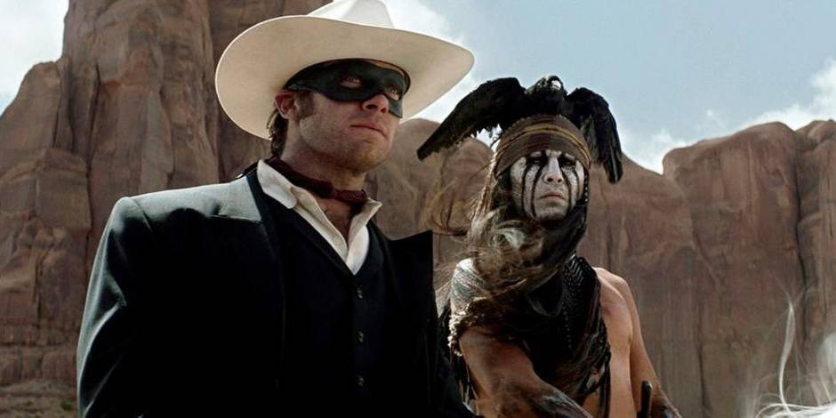 The Lone Ranger (2013) - filmstill