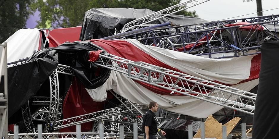 Pukkelpop: la tempête mortelle de 2011 aurait déjà coûté 5,5 millions d'euros