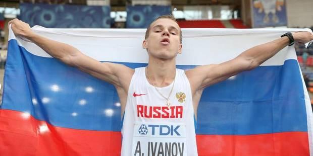 Mondiaux 2013: Ivanov offre à la Russie son premier titre sur le 20 km - La DH