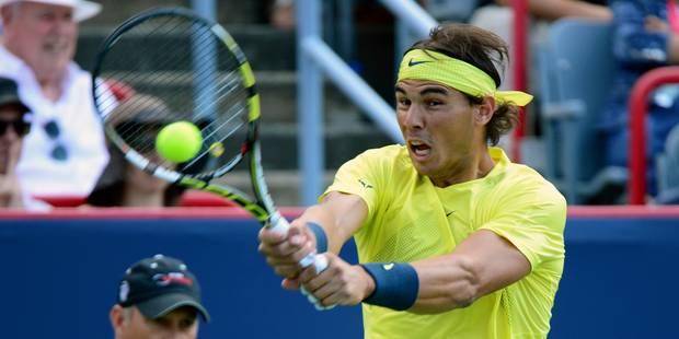 Montréal: Nadal vainqueur facile de Raonic en finale - La DH