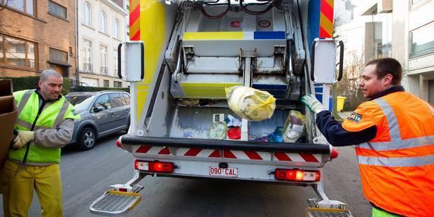Bruxelles va verbaliser au rayon propreté