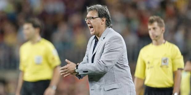 """FC Barcelone: """"Tata"""", pour faire oublier Pep et Tito? - La DH"""