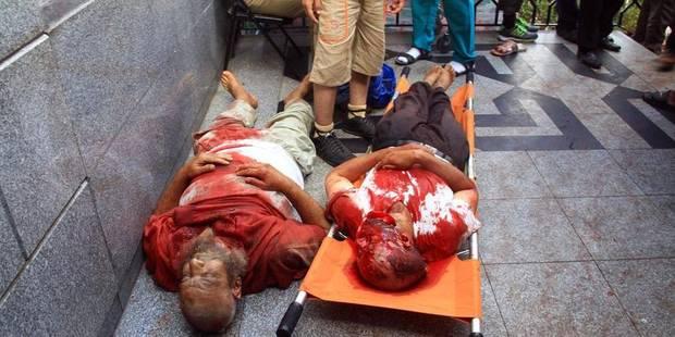 Egypte: un bilan encore plus lourd, au moins 525 morts - La DH