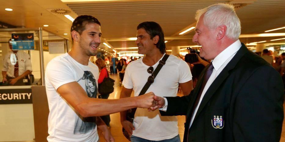 Aleksandar Mitrovic est à Bruxelles !