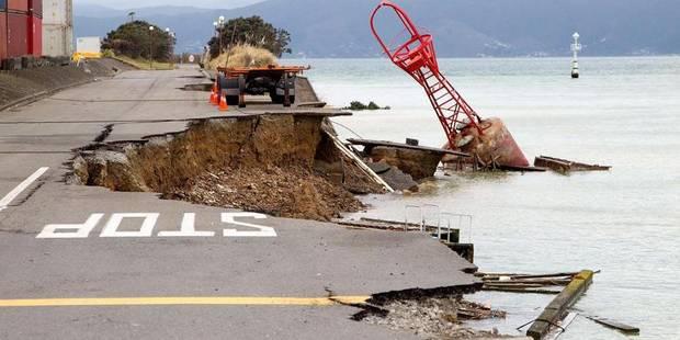 Un puissant séisme ressenti à travers la Nouvelle-Zélande - La DH