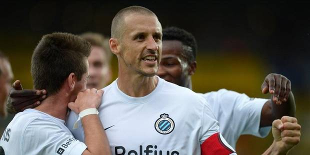 Simons offre la victoire à Bruges (1-2) - La DH