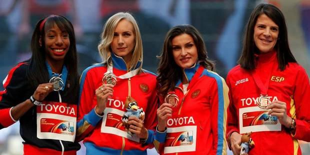 Les cinq meilleures sauteuses des Mondiaux au Memorial Van Damme - La DH