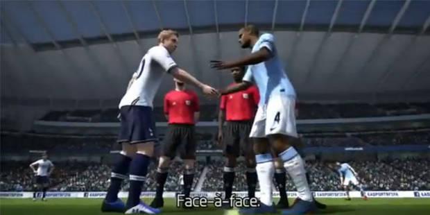 Découvrez le trailer de FIFA 2014 - La DH