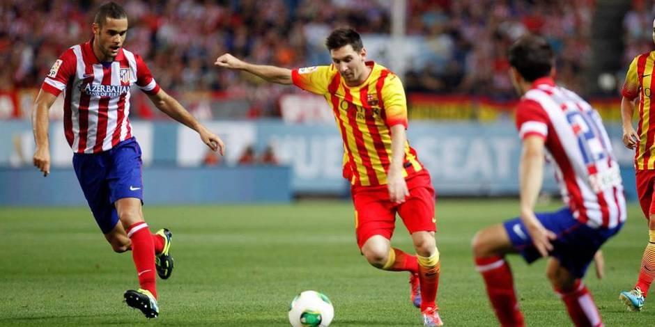 Barcelone ménage Messi, qui sera absent à Malaga