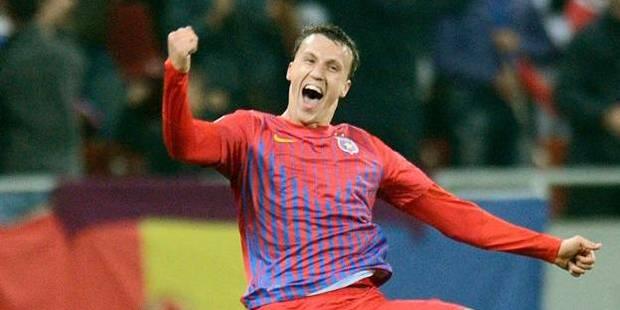 Le défenseur roumain Chiriches (Steaua) va rejoindre Tottenham - La DH