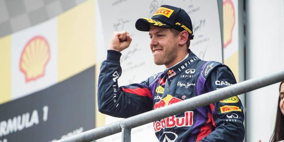 """Vettel: """"Encore un beau souvenir"""""""