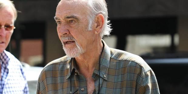 Sean Connery atteint d'Alzheimer ?