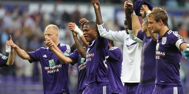Qui pour affronter Anderlecht en Ligue des Champions? - La DH