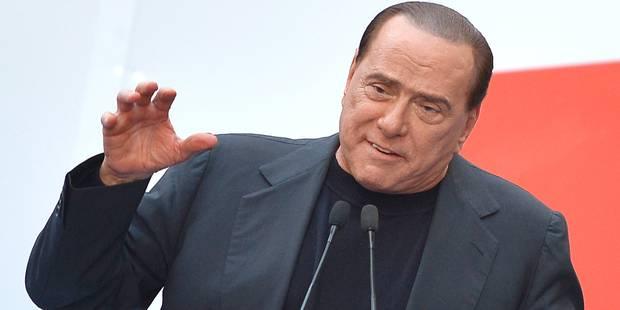 """Affaire Mediaset: Berlusconi """"instigateur"""", pas victime - La DH"""