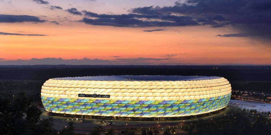 Euro-2020: Munich candidat de l'Allemagne au détriment de Berlin