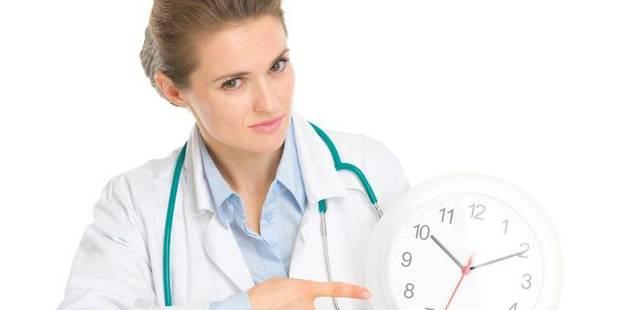 5 % des patients oublient d'annuler leurs rendez-vous - La DH