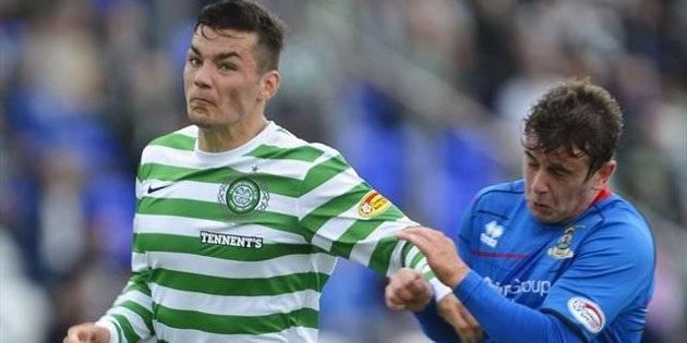 Un attaquant du Celtic prêté au Lierse
