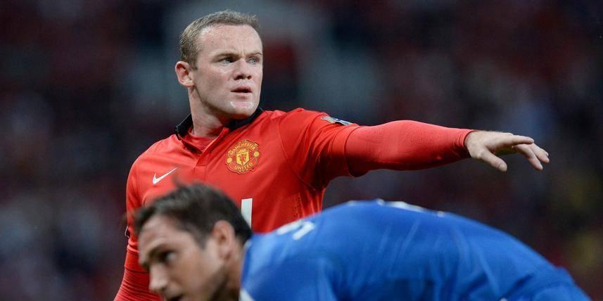 Wayne Rooney indisponible deux semaines