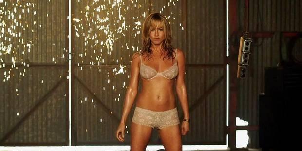 "Jennifer Aniston: ""Stripteaseuse ? Un gros boulot"""