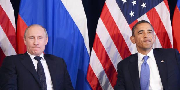 Un musée exposant Obama et Poutine nus fermé à Saint-Pétersbourg - La DH