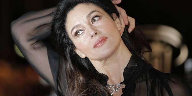 Monica Bellucci, responsable du divorce ? - La DH