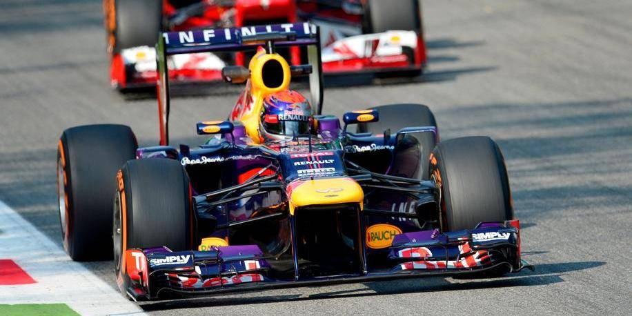 """Vettel: """"Monza donne la chair de poule"""""""