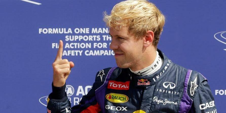 Vettel s'offre la pole au GP d'Italie
