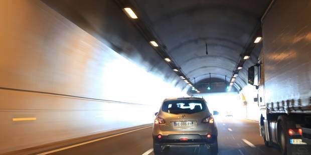 Contrôle de vitesse à la sortie du Tunnel Bailli: 78% des conducteurs en infraction - La DH