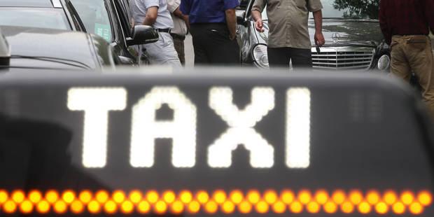 Peine de travail pour un chauffeur de taxi qui d�pouillait ses clients