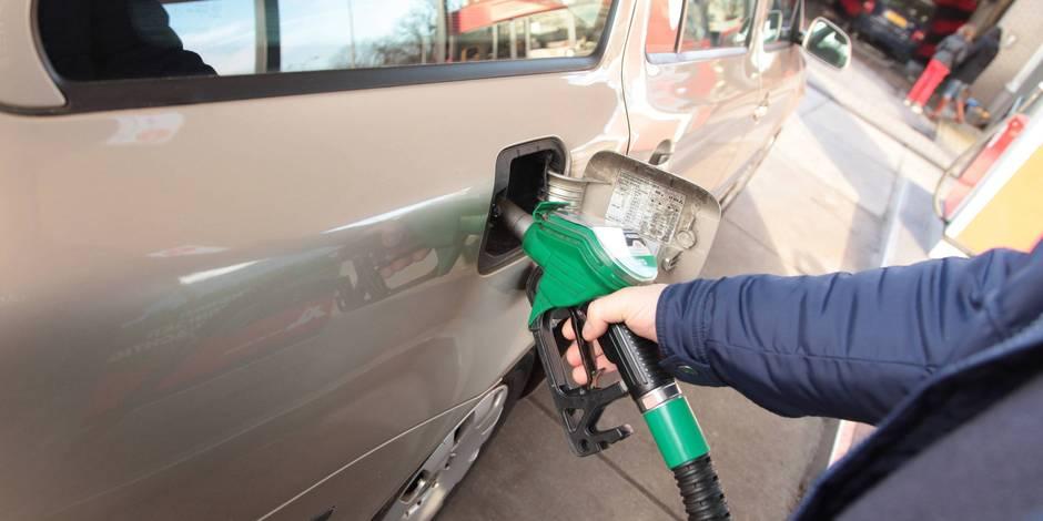 Le diesel moins cher à partir de jeudi