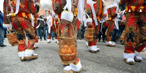 Le concours pour le carnaval de Binche joue les prolongations - La DH