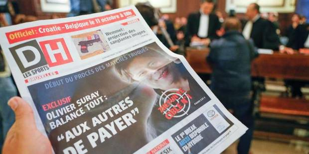Paris truqués: le tribunal correctionnel espère éviter la prescription - La DH