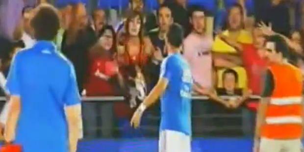 Cristiano Ronaldo provoque les larmes d'une femme