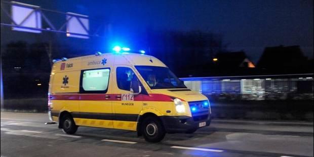 Une mère de famille décède sous les yeux de sa fille après une sortie de route - La DH