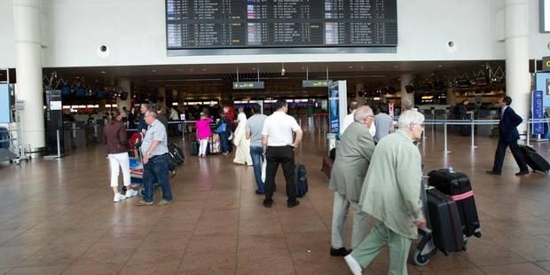 Brussels Airport: le syst�me informatique est r�par�