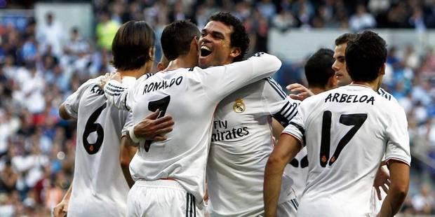Liga: Le Real, sans Bale touché, réagit en bête blessée - La DH