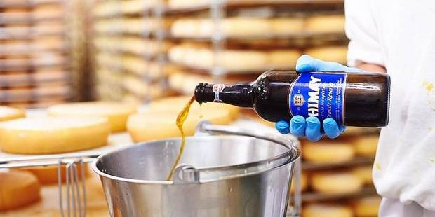 Chimay lance un fromage à la Chimay Bleue - La DH