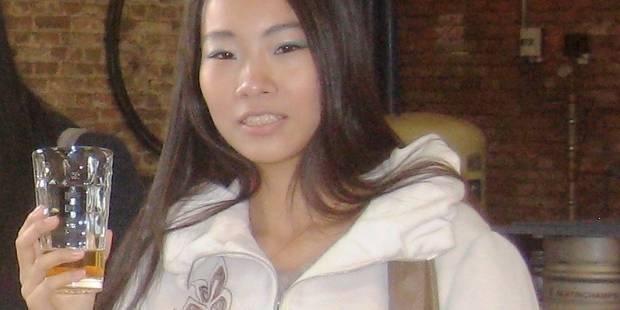Miss Kriek China arrêtée pour vol à Anvers - La DH