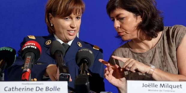 """Milquet: """"pas question que l'inspecteur général gagne plus que la commissaire"""" - La DH"""