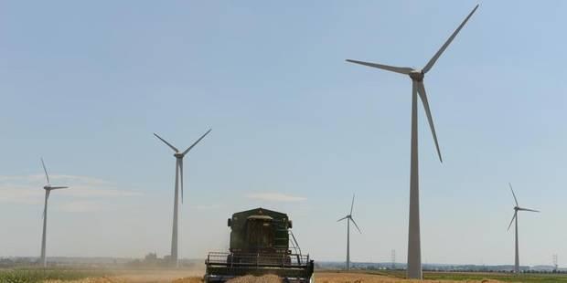 La Wallonie taxera les éoliennes - La DH
