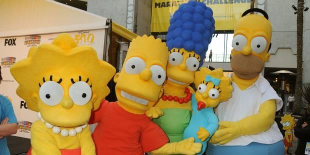 Les Simpson, rois du petit écran - La DH