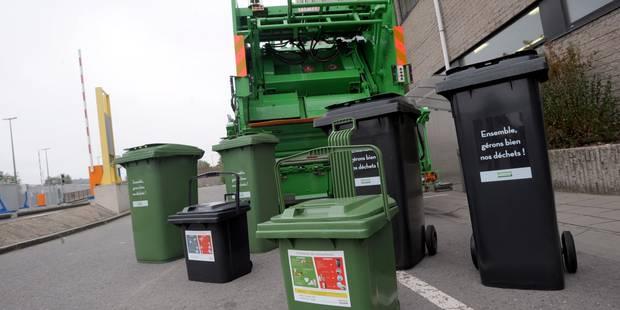Vega, MR et PTB opposés aux conteneurs à puce à Liège - La DH