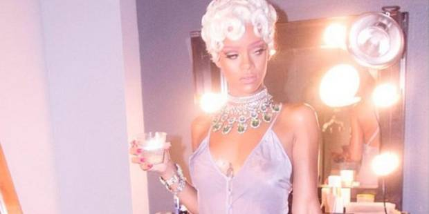 Rihanna pin-up dans son prochain clip - La DH