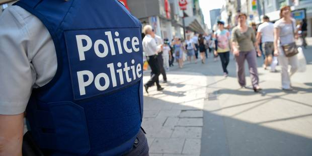Policiers: hausse du nombre de jours d'arrêt de travail à la suite d'agressions - La DH