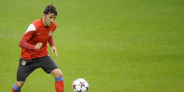 Villa forfait contre Belarus et G�orgie