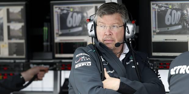 Ross Brawn prêt à quitter Mercedes? - La DH