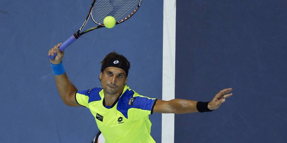 David Ferrer 4e joueur à se qualifier pour le Masters de Londres