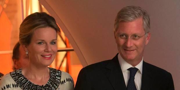Le groupe belge Solvay célèbre ses 150 ans d'histoire en présence du couple royal - La DH