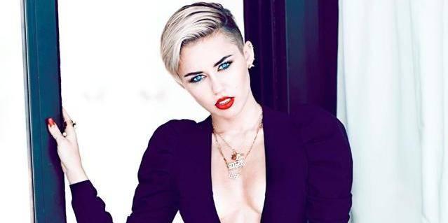 Un million de dollars pour du porno avec Miley Cyrus